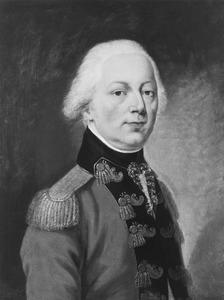 Portret van Barthold de Cocq van Haeften (1755-1808)