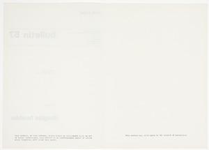 Art & Project Bulletin #57