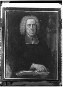 Portret van Bernard van Altena (1666-1746)