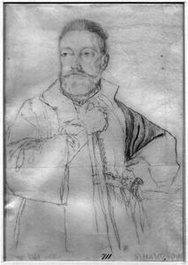 Portret van Adam Kazanowski (1599-1649)