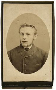 Portret van Anske Syperda (1863-1917)