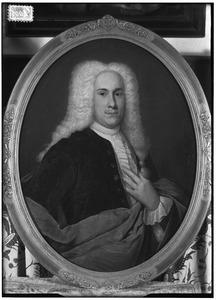 Portret van Jacob van Haeften (1709-1772)