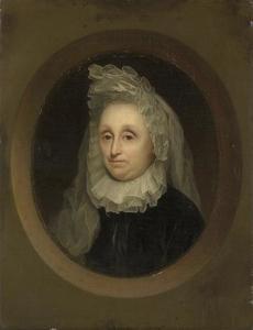 Portret van Josina Parduyn (1642-1718)