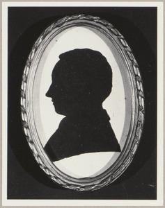 Portret van Johan van der Feen (1822-1906)