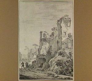 Ruïnes van het paleis van Nero