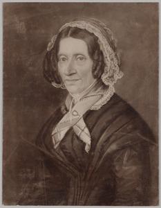 Portret van Laurentia Adriana Margaretha Sypkens (1783-1855)