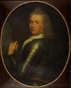 Portret van Jacob van der Gon (1663-1729)