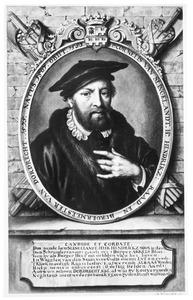 Portret van Cornelis van Slingelandt (....-1583)