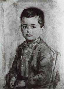 Portret van Danker Amys van Valkenburg (1951- )