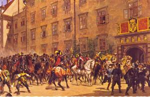 De ontzetting van Ferdinand II op 11 juni 1619