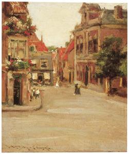 De rode daken van Haarlem