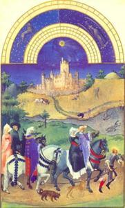 Les Tres Riches Heures du Duc de Berry: Augustus