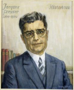 Portret van Jacques Presser (1899-1970)