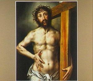 Christus als Man van Smarten