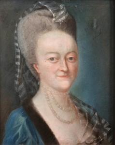 Portret van Elisabeth Maria van Duynkercken (1738-1804)