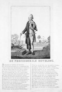Portret van Petrus Hofstede (1716-1803)