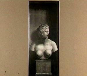 Borstbeeld van Venus