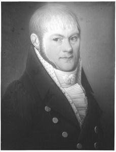 Portret van Diederik Evert Wilbrenninck (1775-1843)