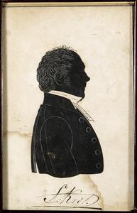 Portret van Leendert Krol (1792-1869)