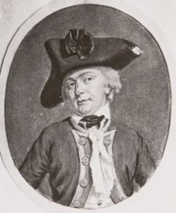 Portret van Cuperus