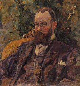 Portret van Hendrik Muller (1859-1941)