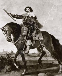 Portret van Lodewijk van Egmond (1600-1654)