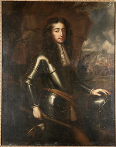 Portret van prins Willem III van Oranje-Nassau (1650-1702)