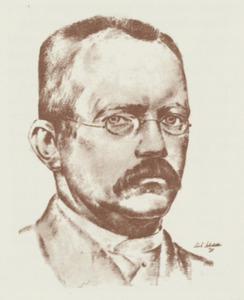 Portret van Aeilco Janz. Zijlker (1840-1890)