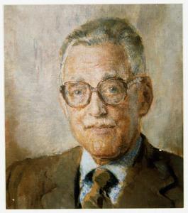 Portret van Daniel Allart Coert Zoethout (1906-1995)