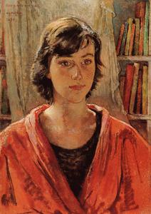Portret van Ineke van der Wal