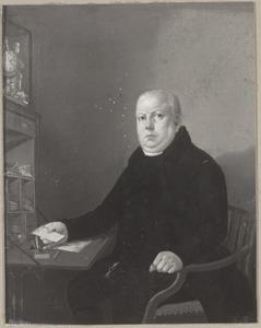Portret van Arnoud Simons (1755-1816)