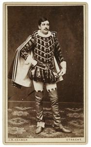 Portret van Aart van de Koppel (1855-1933) als Heer van Jensdorf