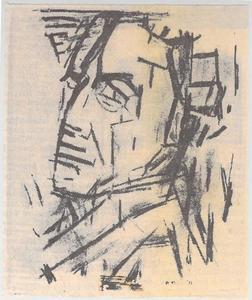 Self-portrait, after reproduction