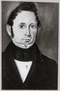 Portret van Augustinus Melchior Nijpels (?-?)