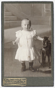 Portret van George Ittmann (1905- )