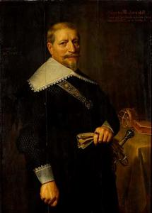 Portret van Adam van Westerwolt (1580-1639)