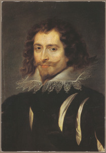 Portret van George Villiers (1592-1628), hertog van Buckingham