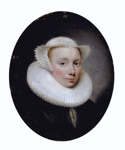 Portret van Jane Desmaitres (....-....)