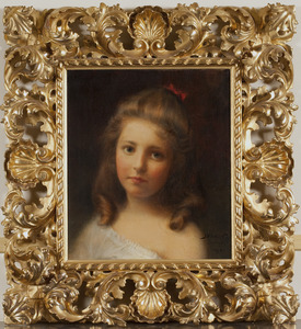 Portret van Julie Eliza barones van Pallandt (1898-1971)