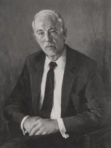 Portret van Paul Wittebol (1923- )