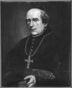 Portret van Henricus van Beek (1816-1884)