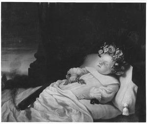 Portret van Joost (Jodocus) van den Bempden (1659-1659)