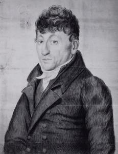 Portret van Willem Livius van Vierssen (1778-1824)
