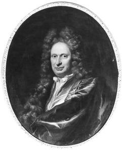 Portret van waarschijnlijk Scato Ludolf Gockinga (1664-1737)