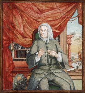 Portret van een man, mogelijk uit de familie Keer