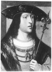 Portret van een drager van het Gulden Vlies