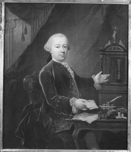 Portret van Wouter Buck (1731-1794)