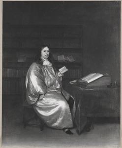 Portret van Hermannus Quadacker