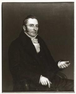 Portret van Freerk Fontein (1777-1839)
