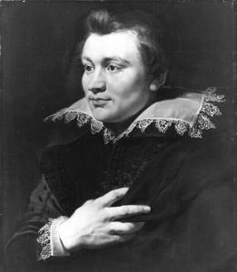 Portret van een jonge man